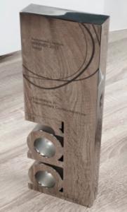Rad trophy